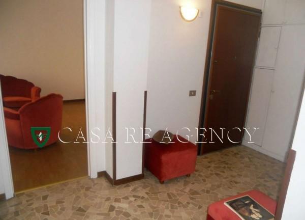 Appartamento in vendita a Varese, Biumo Superiore, Arredato, con giardino, 100 mq - Foto 11