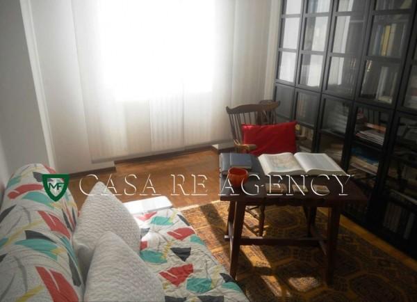 Appartamento in vendita a Varese, Biumo Superiore, Arredato, con giardino, 100 mq - Foto 4