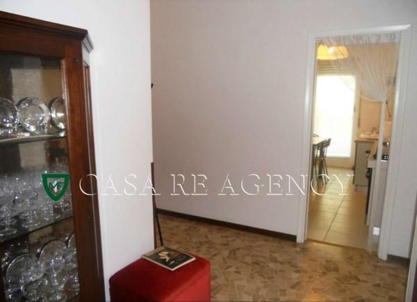 Appartamento in vendita a Varese, Biumo Superiore, Arredato, con giardino, 100 mq - Foto 19