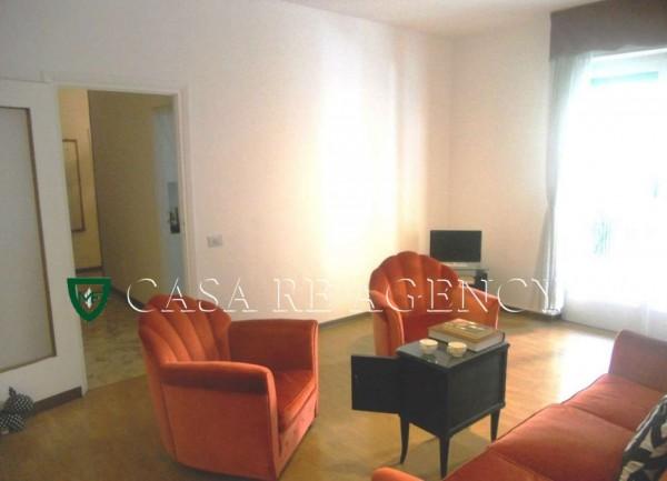 Appartamento in vendita a Varese, Biumo Superiore, Arredato, con giardino, 100 mq - Foto 12
