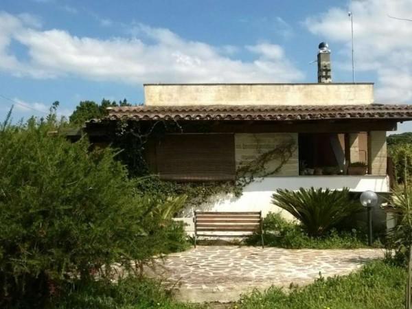 Villa in vendita a Aprilia, Selciatella, Con giardino, 100 mq