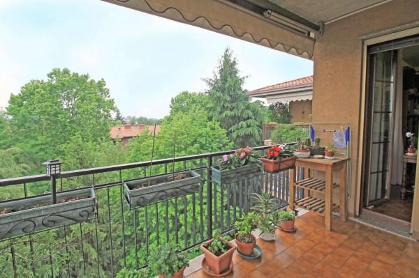 Appartamento in vendita a Cassano d'Adda, Annunciazione, Con giardino, 108 mq - Foto 22