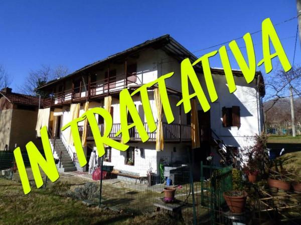Rustico/Casale in vendita a Corio, Perla, Arredato, con giardino, 150 mq