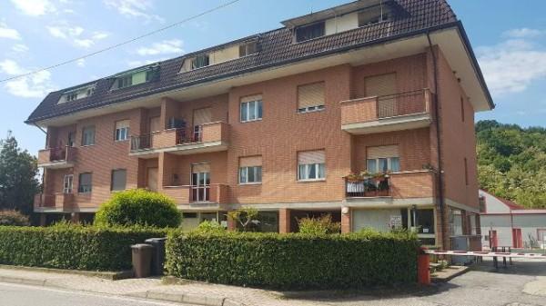 Appartamento in vendita a Castell'Alfero, Callianetto, Con giardino, 95 mq