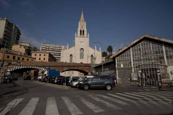 Appartamento in affitto a Genova, San Teodoro, 80 mq
