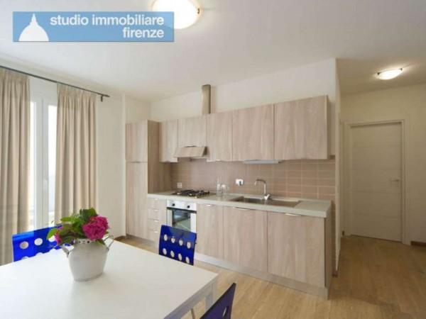 Appartamento in vendita a Firenze, Arredato, con giardino, 87 mq