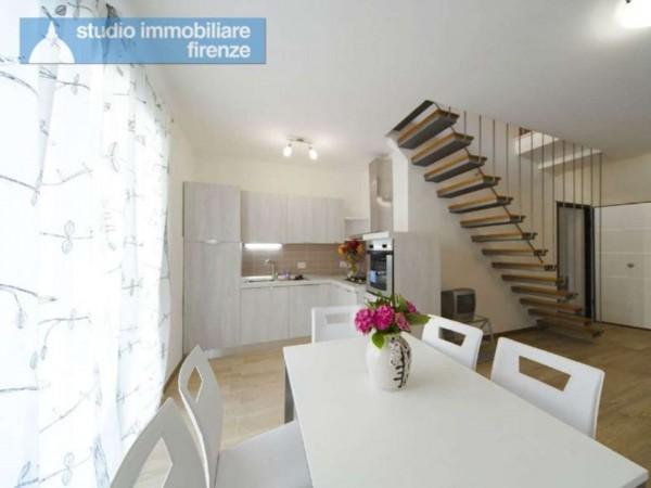 Appartamento in vendita a Firenze, Arredato, 105 mq