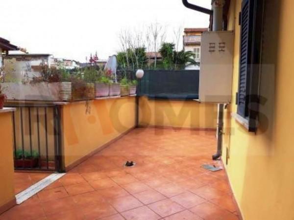 Casa indipendente in vendita a Roma, Quadraro, Con giardino, 40 mq