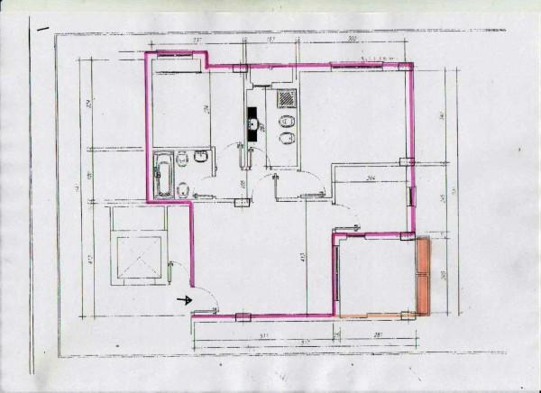 Appartamento in affitto a Roma, Tor Vergata, Arredato, 80 mq - Foto 15