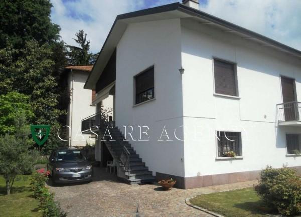 Villa in vendita a Induno Olona, Con giardino, 266 mq - Foto 5