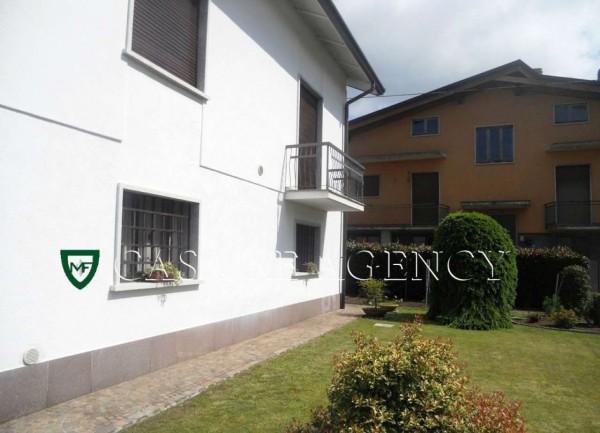 Villa in vendita a Induno Olona, Con giardino, 266 mq - Foto 10