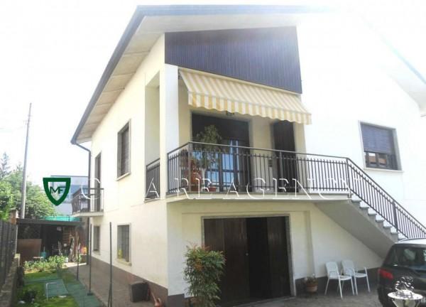 Villa in vendita a Induno Olona, Con giardino, 266 mq - Foto 20