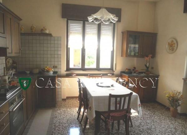 Villa in vendita a Induno Olona, Con giardino, 266 mq - Foto 13