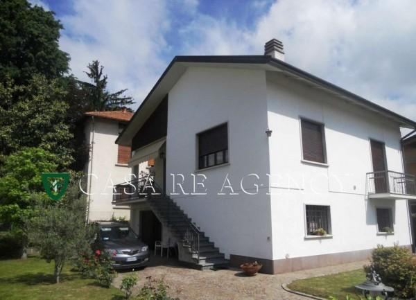 Villa in vendita a Induno Olona, Con giardino, 266 mq