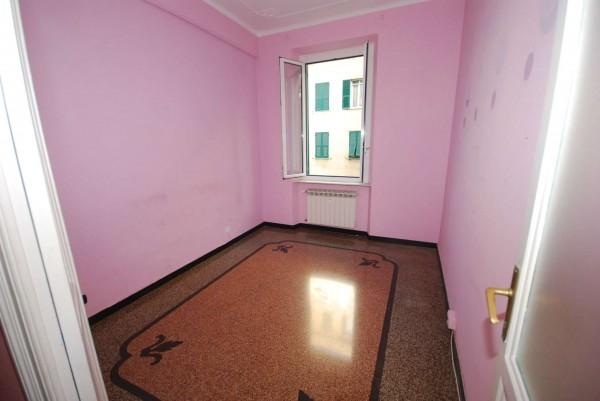 Appartamento in vendita a Genova, Ospedale, 68 mq