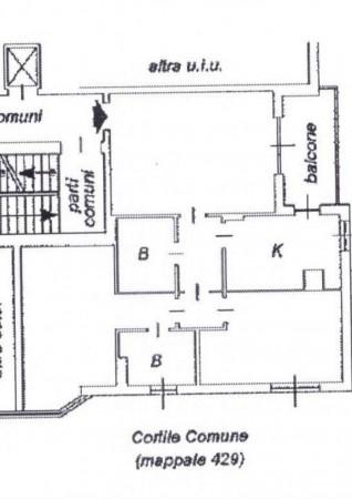 Appartamento in vendita a Rho, Corso Europa, Con giardino, 93 mq - Foto 2