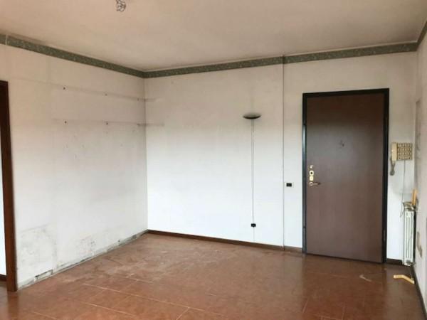 Appartamento in vendita a Rho, Corso Europa, Con giardino, 93 mq - Foto 28
