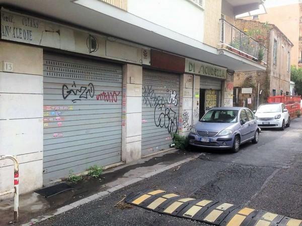 Negozio in vendita a Roma, Pigneto, 97 mq