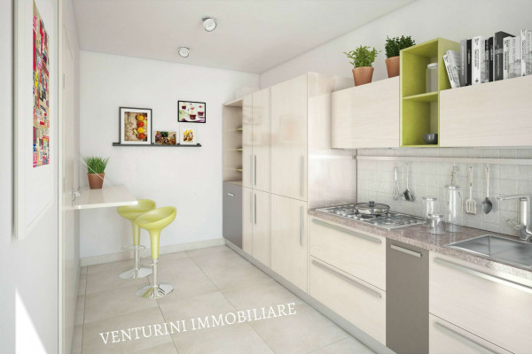 Appartamento in vendita a Roma, Valle Muricana, Con giardino, 90 mq - Foto 11