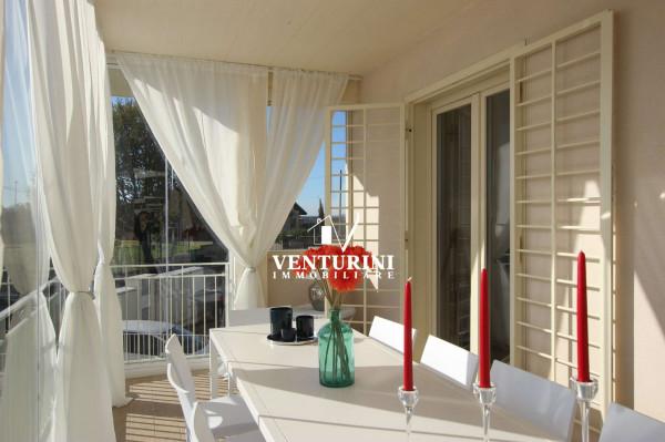 Appartamento in vendita a Roma, Valle Muricana, Con giardino, 90 mq - Foto 23
