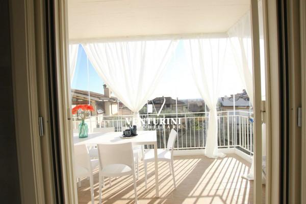 Appartamento in vendita a Roma, Valle Muricana, Con giardino, 90 mq - Foto 17
