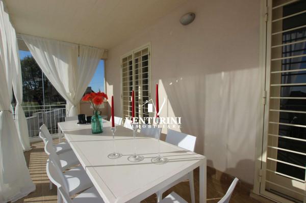 Appartamento in vendita a Roma, Valle Muricana, Con giardino, 90 mq - Foto 24