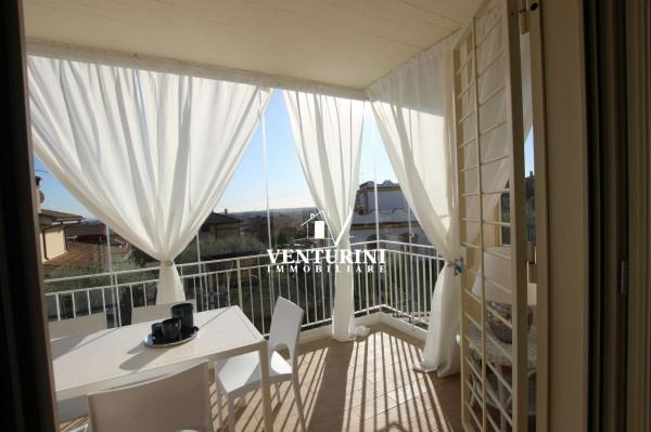 Appartamento in vendita a Roma, Valle Muricana, Con giardino, 90 mq - Foto 12