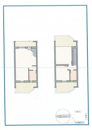 Appartamento in vendita a Roma, Valle Muricana, Con giardino, 90 mq - Foto 33