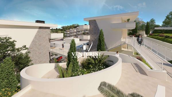 Appartamento in vendita a Roma, Valle Muricana, Con giardino, 90 mq - Foto 31