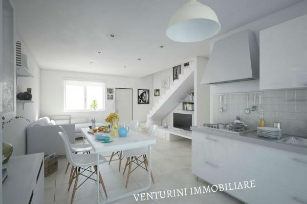 Appartamento in vendita a Roma, Valle Muricana, Con giardino, 90 mq - Foto 15