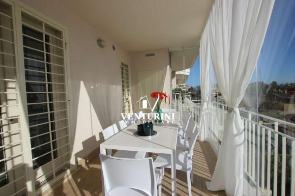 Appartamento in vendita a Roma, Valle Muricana, Con giardino, 90 mq - Foto 26