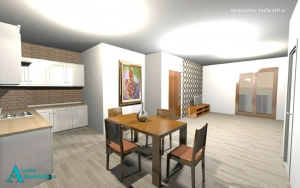 Appartamento in vendita a Taranto, Residenziale, Con giardino, 98 mq