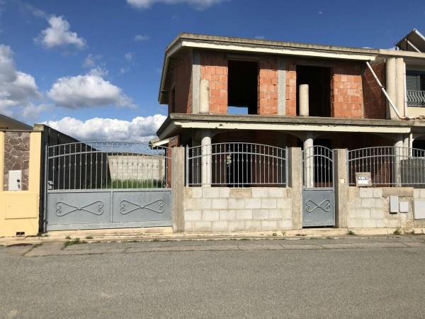 Villa in vendita a Settimo San Pietro, Borgo Del Pane, Con giardino, 137 mq