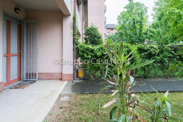 Villetta a schiera in vendita a Cernusco sul Naviglio, Con giardino, 110 mq