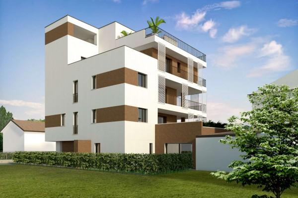 Appartamento in vendita a Padova, Con giardino, 110 mq