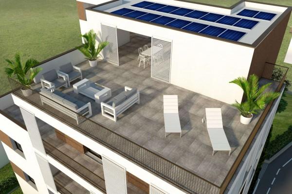 Appartamento in vendita a Padova, Voltabarozzo, Con giardino, 160 mq