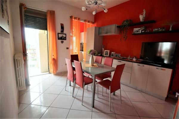 Appartamento in vendita a Alpignano, Centro, Arredato, 83 mq