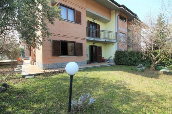 Appartamento in vendita a Pianezza, Cassagna, Con giardino, 180 mq