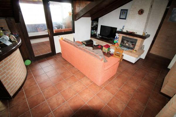 Appartamento in vendita a Rubiana, Sagnera, Arredato, con giardino, 94 mq