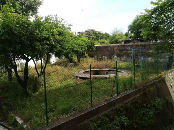 Appartamento in vendita a San Giorgio a Cremano, Con giardino, 110 mq