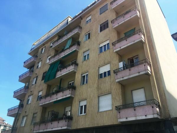 Appartamento in vendita a Torino, Borgo Vittoria, 65 mq
