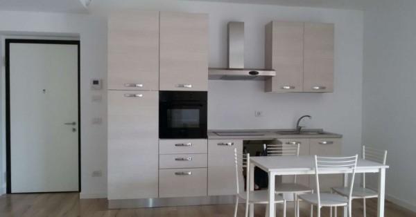 Appartamento in affitto a Corbetta, Centro, Arredato, con giardino, 50 mq