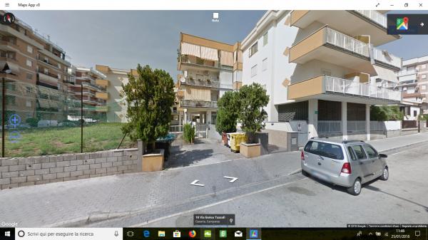 Appartamento in vendita a Caserta, Ospedale, 110 mq