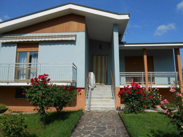 Villa in vendita a Monte Cremasco, Residenziale, Con giardino, 220 mq - Foto 10