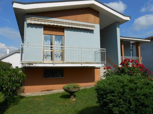 Villa in vendita a Monte Cremasco, Residenziale, Con giardino, 220 mq - Foto 11