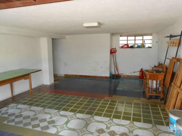 Villa in vendita a Monte Cremasco, Residenziale, Con giardino, 220 mq - Foto 69