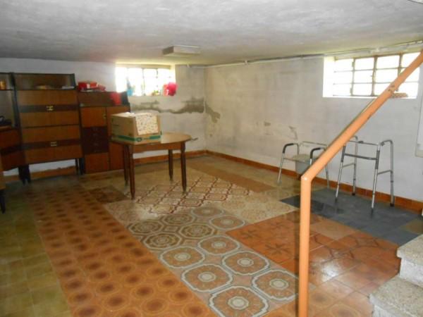 Villa in vendita a Monte Cremasco, Residenziale, Con giardino, 220 mq - Foto 27