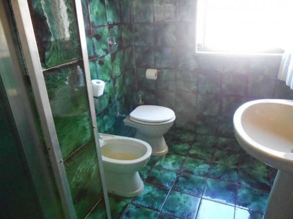 Villa in vendita a Monte Cremasco, Residenziale, Con giardino, 220 mq - Foto 73