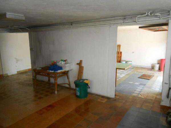 Villa in vendita a Monte Cremasco, Residenziale, Con giardino, 220 mq - Foto 22