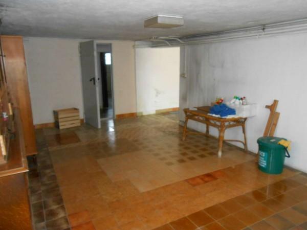 Villa in vendita a Monte Cremasco, Residenziale, Con giardino, 220 mq - Foto 70